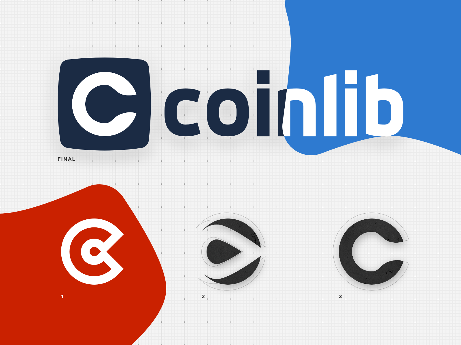 Coinlib Logo Explorations